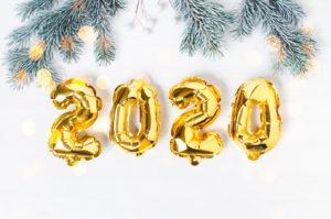Despide el 2019 por todo lo alto… ¡con globos!