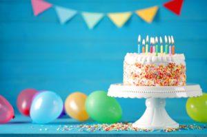 Celebra cualquier tipo de fiesta con globos