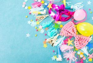 Decoración con globos para tu fiesta de carnaval