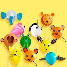 globos animales