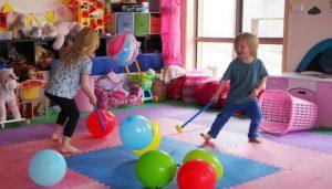 4 juegos con globos para toda la familia