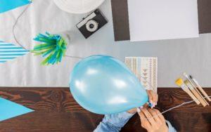 Los globos son el regalo perfecto en el día de la madre