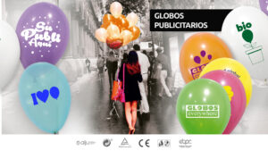 globos publicitarios